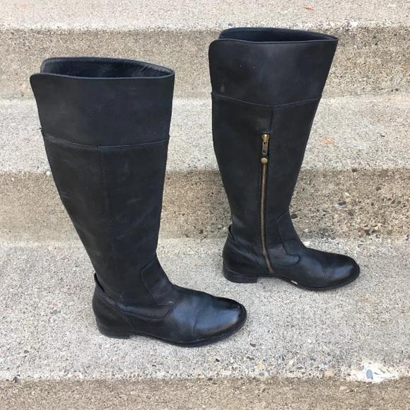 Clarks Indigo Womens Riding Boots Size 7